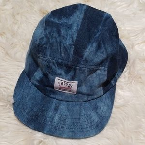 EMPYRE denim adjustable hat cap retro wear